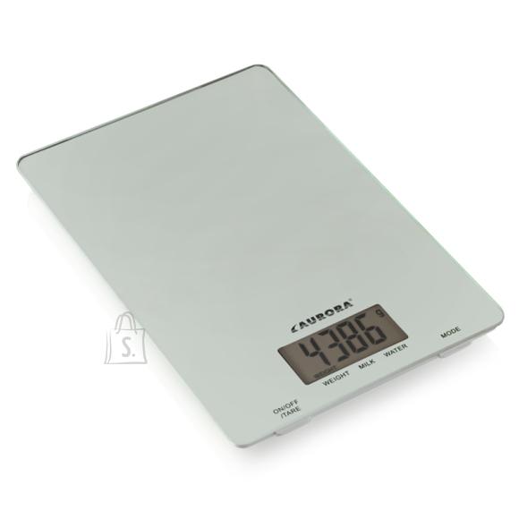 Aurora Köögikaal digitaalne, max 5kg, valge