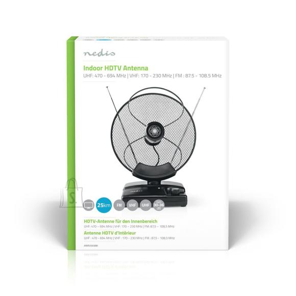Nedis Toaantenn DVB-T/T2, 30-36dB