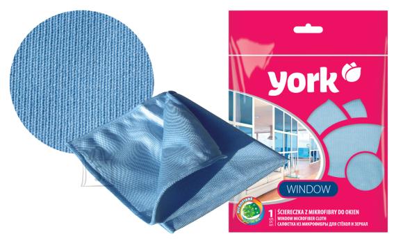 York York mikrofiiberlapp aknale ja peeglile
