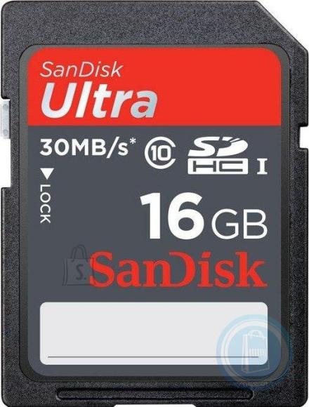 SanDisk SanDisk Ultra SDHC 16GB 30MB/s Class 10 EOL