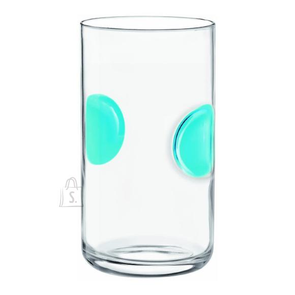 Bormioli Klaas Giove 31 cl värviliste mummudega,sinine DB 315