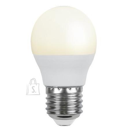 Star LED Lamp E27, 4,8W=38W, G45, 3000K, 440LM 10/100