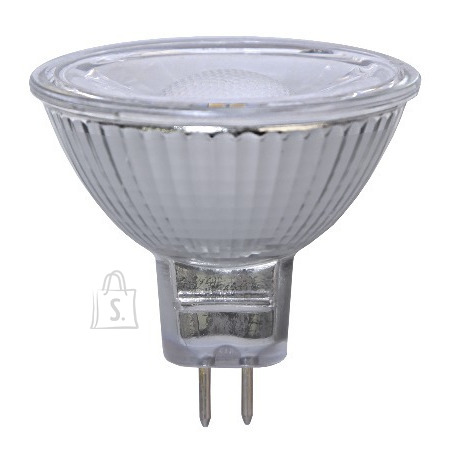 Star LED Lamp GU5,3,valgustusala 30° ; 4W=23W, MR16, 3000K, 300LM 10/100