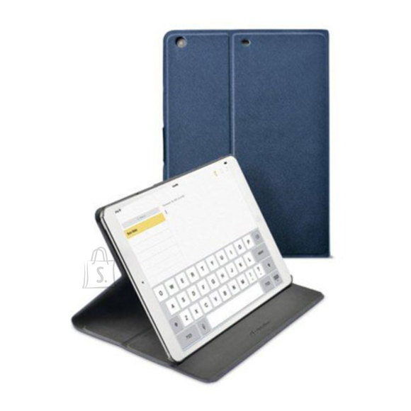 Cellularline Cellular iPad Air ümbris, Folio, magnetiga, sinine EOL