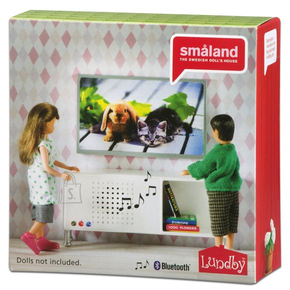 Micki nukumaja Småland TV komplekt + Bluetooth