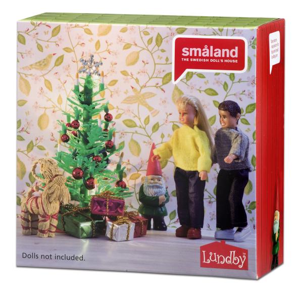 Micki nukumaja Småland Jõulupuu