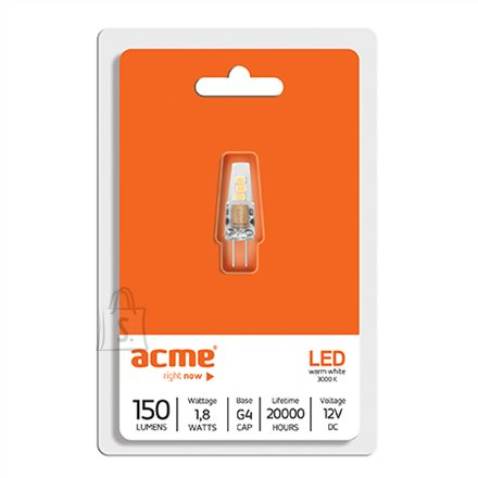 ACME ACME LED G4 1,8W3000K20h150lm