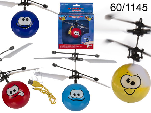 OOTB Helikopterina lendav pall, Funny Face