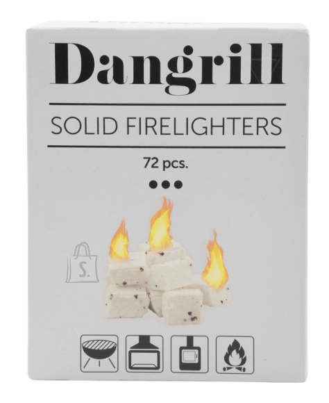 Dangrill Tulesüütamiskuubikud 72tk Dangrill /18
