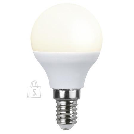 Star LED Lamp E14 , 3W=25W, P45 , 3000K, 250LM 10/100