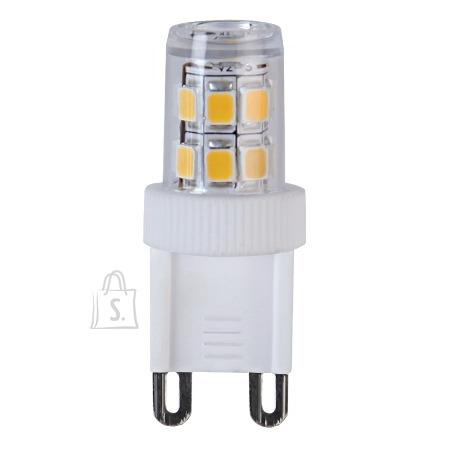 Star LED Lamp G9,230V,Halo-LED, 3,5W=30W, 2700K, 230LM 10/100