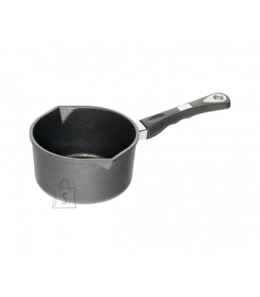 Worlds Best Pan Piimapott 18cm 2L, valualumiinium, paksus 9-10mm, mittenakkuv Lotan kate, ahjukindel käepide (kuni240*C)