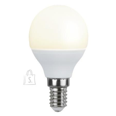 Star LED Lamp E14 , 4.8 W = 38W, P45,3000K,440LM 10/100