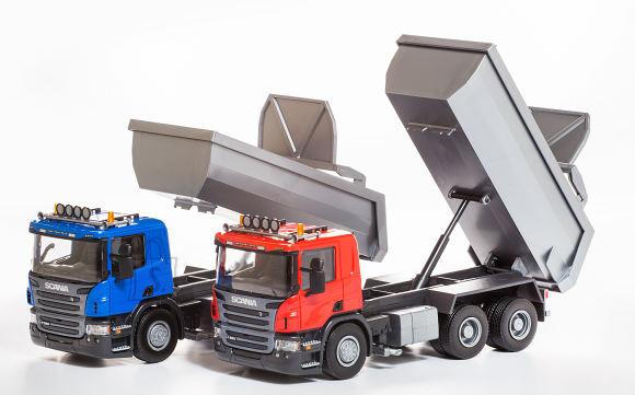 Emek mänguauto-kallur Scania