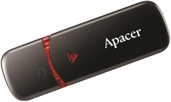 Apacer Apacer mälupulk AH333, 32GB, must