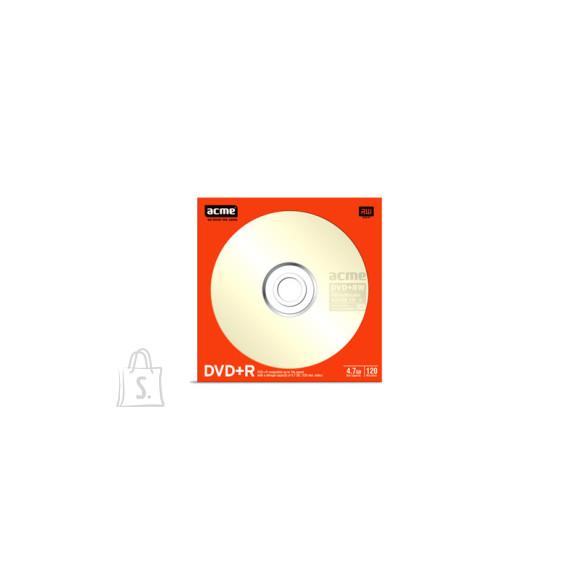 ACME ACME DVD+R 4,7GB/16x ümbrikus 10-pakk EOL