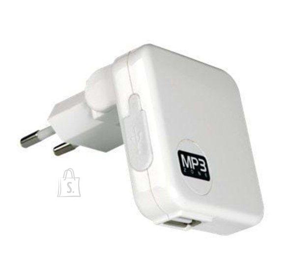 Cellularline Cellular MP3 Zone USB pesaga laadija 110-240V EOL