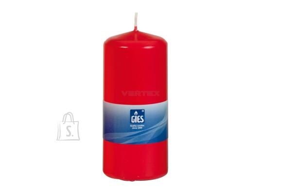 Gies Lauaküünal 130x58mm, põlemisaeg 40h, punane /6