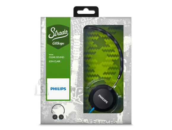 Philips Philips SHL5100 kõrvaklapid must TELL