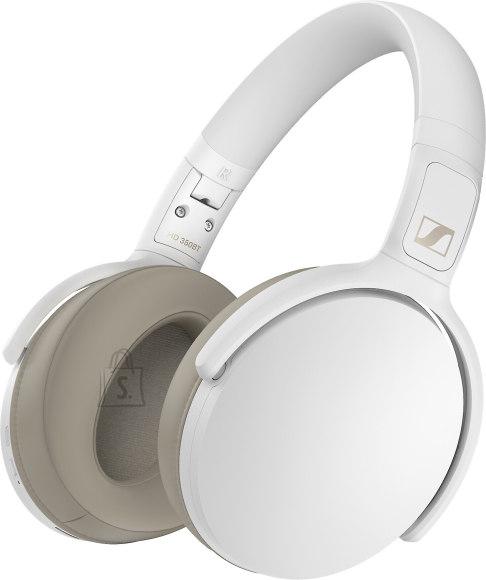 Sennheiser Juhtmevabad kõrvaklapid HD 350BT, valge