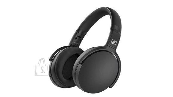 Sennheiser Juhtmevabad kõrvaklapid HD 350BT, must