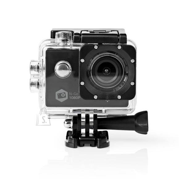Nedis Seikluskaamera Full HD 1080p, Wifi, veekindel korpus