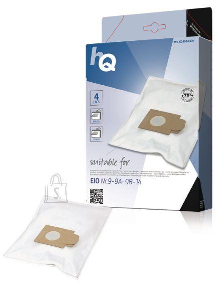 HQ HQ Micro tolmuimejakotid pappkarbis 4+2 filter, EIO futura