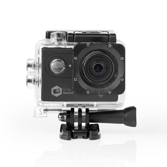 Nedis Seikluskaamera Real 4K Ultra HD, Wifi, veekindel korpus