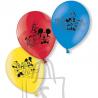 Amscan Õhupallid Mickey-Minnie 6tk/22,8 cm/9''