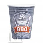 Amscan BBQ Joogitops 250ml 8tk/pk / 10