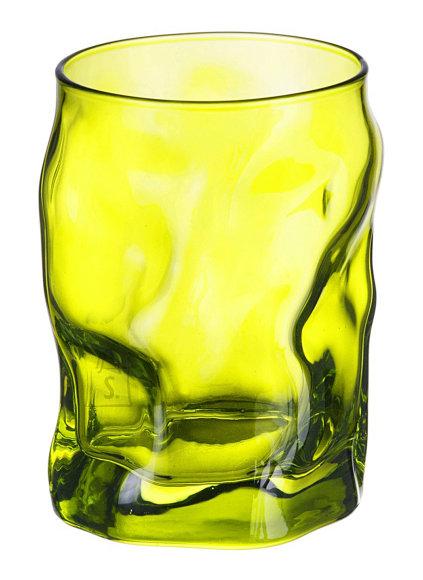 Bormioli Sorgente klaas 30cl Roheline