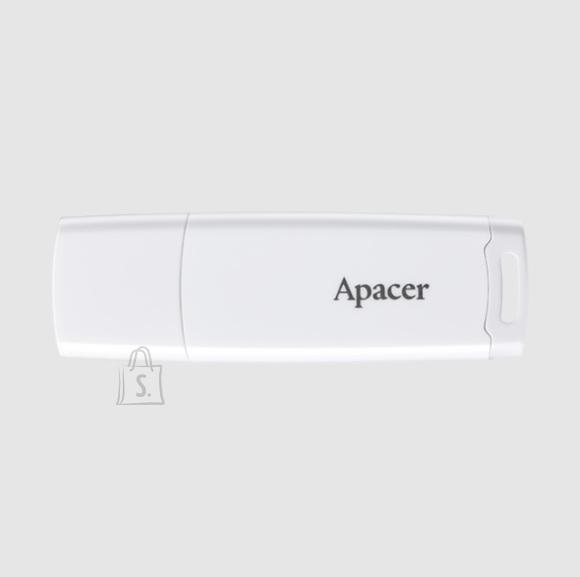 Apacer Mälupulk AH336, 32GB, USB 2.0, valge