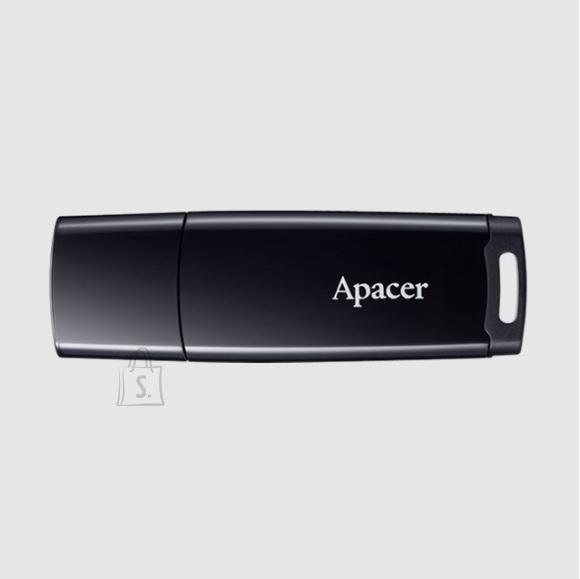 Apacer Mälupulk AH336, 16GB, USB 2.0, must