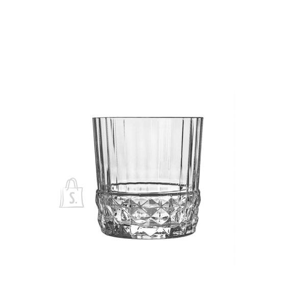 Bormioli AMERICA'20s ROCKS viskiklaas 30cl kinkekarbis 4tk