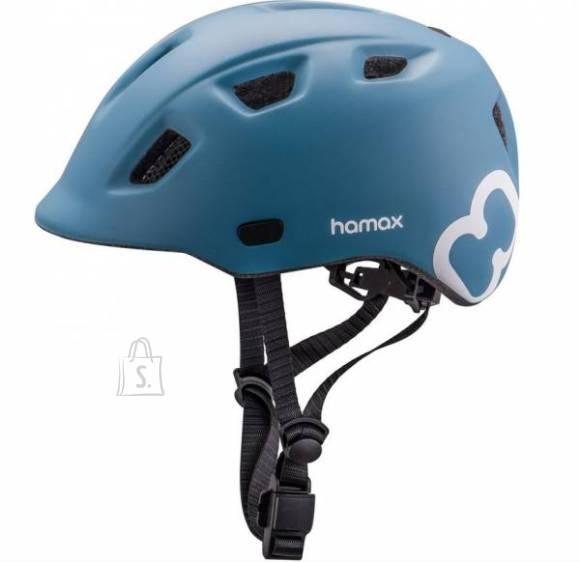 Hamax Hamax kiiver Thundercap, sinine, suurus 52-57cm