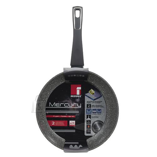 Bergner Pann Mercury 24x4,7cm induktsioon