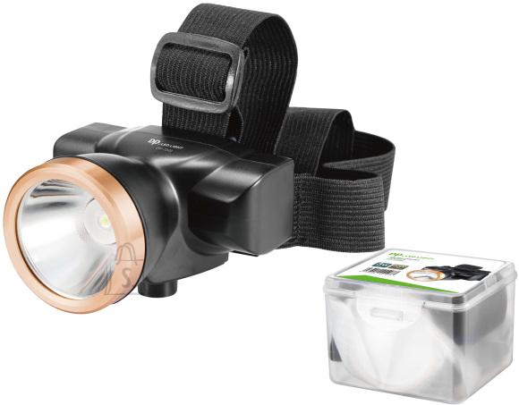 DP LED pealamp akuga, 3W