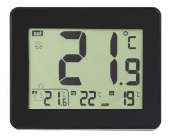Day DAY termomeeter, sise-ja välis (1,4m kaabel)