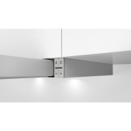Bosch õhupuhastaja, integreeritav, 60cm, 740m3/h, 55dB, Ilma esipaneelita