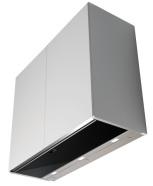 Falmec Integreeritav õhupuhastaja MOVE must 60cm, 800m3/h, LED 2x1,2W (3200K), rv teras AISI304/must klaas