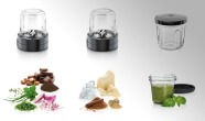 Bosch köögikombain, 900W, must/hõbedane