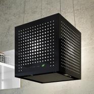 Falmec Seina-õhupuhastaja Falmec Rubik, 42 cm, 450 m3/h, must klaasFalmec