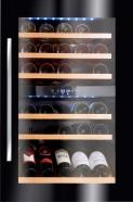 Climadiff integreeritav veinikülmik 81 pudelile