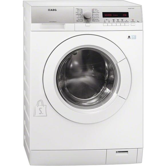 AEG eestlaetav pesumasin 1200p/min