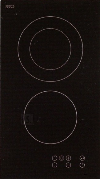 Scanberg keraamiline pliidiplaat