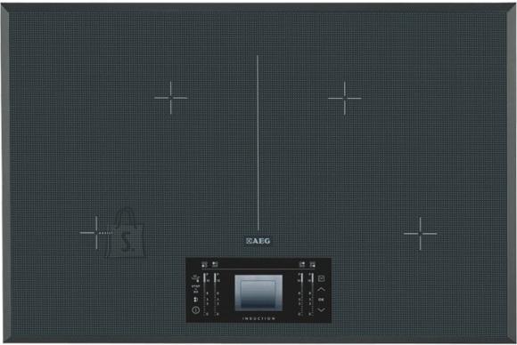 AEG induktsioon pliidiplaat 80 cm