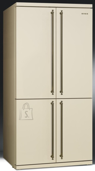 Smeg Side By Side külmik 182 cm A+