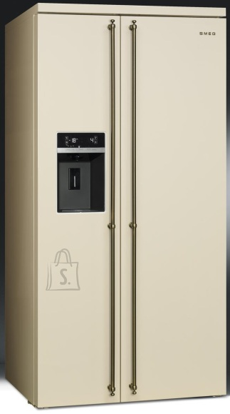 Smeg Side By Side külmik 184 cm A+