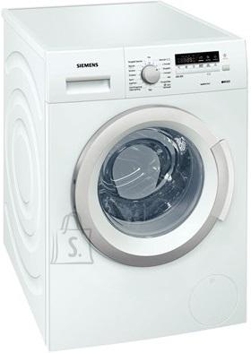 Siemens eestlaetav pesumasin 1400p/min A+++
