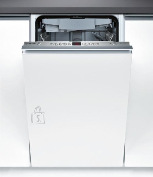 Bosch Integreeritav nõudepesumasin 10 nõudekomplekti